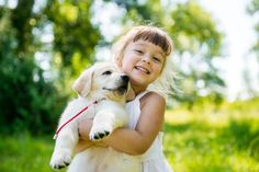 A New Study Finds Dogs Help Kids Feel Less Stressed