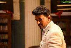 sarkar UHD For Posters Thalapathy vijay white dress Sarkar Ultra HD Photos For Fans Poster Making Actor Picture, Actor Photo, Bobby Simha, Vijay Actor, Fan Poster, Upcoming Films, Child Actors, Action Film, Indian Movies