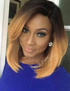 weave hairstyles brown and black - Google Search