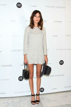 A night out with Alexa Chung!