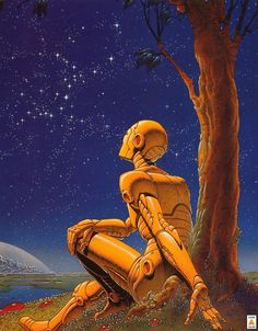 robot on Pinterest | Cyborgs, Robots and Cyberpunk - Vintage Sci Fi Art