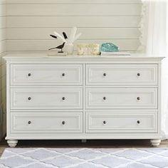 Chelsea Wide Dresser #PBteen