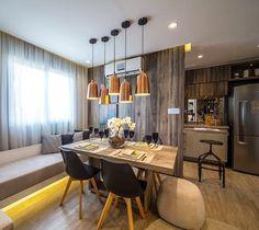 Ideia de lustres Interior Design Living Room, Living Room Decor, Bedroom Decor, Dinner Room, Sustainable Design, Kitchen Decor, Sweet Home, Instagram, Furniture