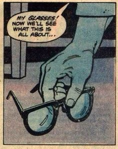 1950s Unlimited - comicallyvintage:   My Glasses!