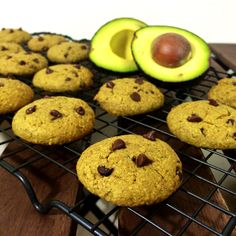 Mind Over Munch | Avocado Cookies