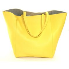 yellow celine phantom