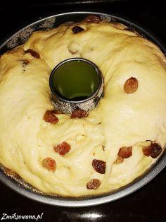 Ciasto na babę drożdżową Babka Recipe, Vegan Meal Prep, Sweets Cake, Vegan Thanksgiving, Vegan Kitchen, Food Gallery, Strudel, Vegan Desserts, No Bake Cake