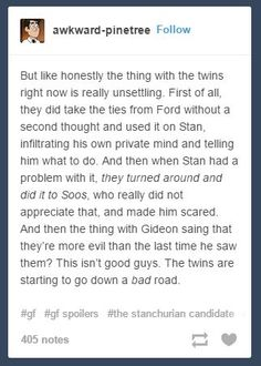 Woah this is very true! We gotta pay more attention to their actions // I am uncomfortable with this...