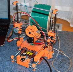 ToyRep 3D Printer – Costs Under $85 to Build http://3dprint.com/89620/toyrep-3d-printer/
