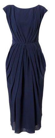 Love me a midi dress.