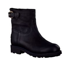 Shabbies Amsterdam boots black