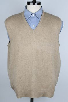 Polo Golf Ralph Lauren Blue White ARGYLE Medium mens Sweater Vest ...