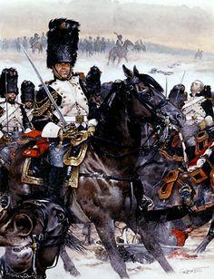 Grenadier Guards ay Eylau