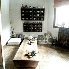 Photo by wackychick Korean tea room
