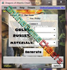 Dragons of atlantis cheats. This is a working dragons of atlantis ruby hack.
