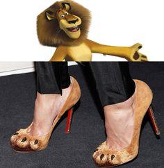 scarpe di carnevale / ugly shoes