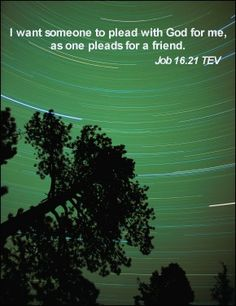 Job 16:21