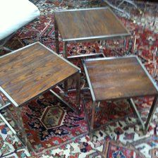 Mitchell Gold and Bob Williams Nesting Tables