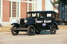The Model A Ford Club of America announced that Mr. Rod Liimatainen, owner of the 20 Millionth Ford, will lead the MAFCA Model A Tour at the National Convention with the historic 1931 Ford Model A.