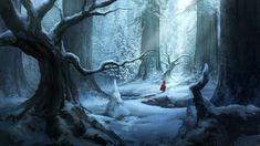 """ Forest Journey"" by JoachimB    http://fc00.deviantart.net/fs71/i/2011/151/f/5/forest_journey_by_joachimb-d3hpimj.jpg"
