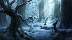 """ Forest Journey"" by JoachimB    http://fc00.deviantart.net/fs71/i/2011/151/f/5/forest_journey_by_joachimb-d3hpimj.jpg"