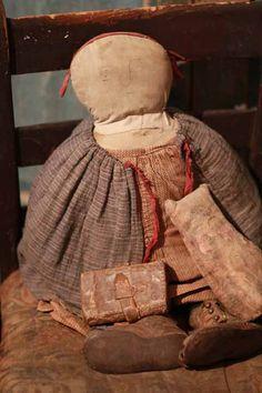Early Rag Doll