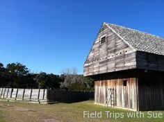 My boys had such a great day exploring Fort King George in Darien, Ga.