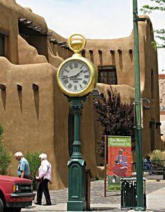 Santa Fe, New Mexico, USA © Dief on Panoramio