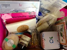 """Ecocentric Mom March/April """"mom"""" box review"""