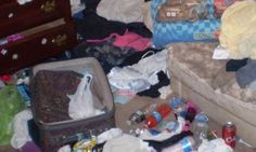 Children Found Living In Home Littered With Dog Feces, Bugs And Marijuana (Photos)