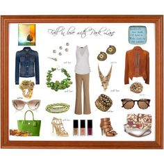 """""""Fall in Love with Park lane"""" by crystal-pearce on Polyvore"""