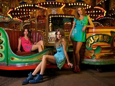 fashion fairground - Google Search