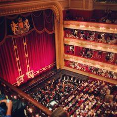 Royal Opera House em London, Greater London
