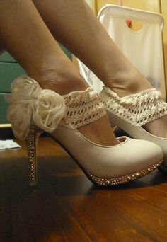 Possible wedding shoes!