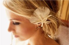Great accessory for a beach wedding