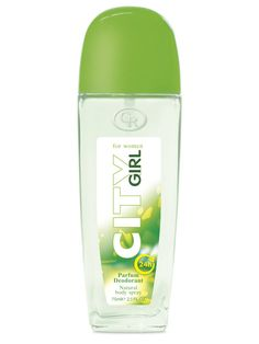 Parfum Deodorant City Girl   cod - gard2134      Fresh Lime   Testerul pentru acest parfum are codul 709.    75ml