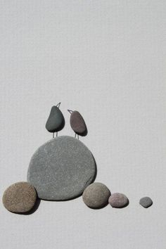 Pebble Art of NS by Sharon Nowlan por PebbleArt en Etsy