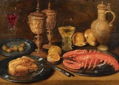 Still Life with Lobster - Kunsthaus Lempertz