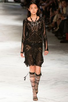 Roberto Cavalli Spring 2014 RTW - Review - Fashion Week - Runway, Fashion Shows and Collections - Vogue