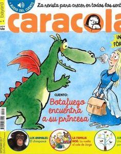 Caracola, la revista recomendada a partir de 4 años. N. 317 (setembro 2017)