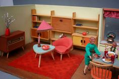 diePuppenstubensammlerin - Collecting old German dolls houses
