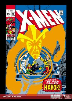 X-MEN (original series) #58. Neal Adams could draw the phone book and make it look cool.