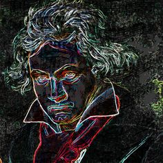Art Gallery, Joker, Darth Vader, Neon, Fictional Characters, Kunst, Pictures, Art Museum, The Joker
