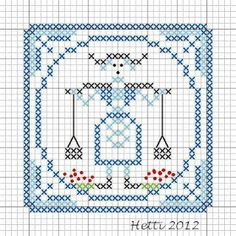 Part 10 of the SAL Delft Blue Tiles.