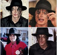 Michael without makeup
