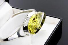 Green Amber Bracelet Amber Bracelet Cuff Bracelet Green Amber Ring, Amber Bracelet, Stone Bracelet, Stone Earrings, Stone Necklace, Silver Bracelets, Silver Earrings, Cuff Bracelets, Cuff Jewelry