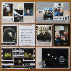 """Again the Budapest trip, day Same card pack called """"This moment"""" of course, neutral tons and black and. Happy Mail, Budapest, Photo Wall, Pocket, Day, Frame, Cards, Picture Frame, Merry Mail"""