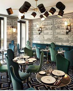 Loving French interiors take me to Paris. Chic La Gauche Caviar in Paris. Hotel Montana design by @veter_design • • • • • •  #art #interior #interiordesign #architecture #instadecor  #interiorinspo #interiorinspiration #interiors #theworldofinteriors #inspo #inspiration #decor #style #chandelier  #luxury #mansion #home #homedecor  #interiordesigner  #design #homedesign  #adstyle #elledecor #wallpaper  #interiorinspiration  #interiors #homedesign  #instadecor  #decoration #decorlovers…