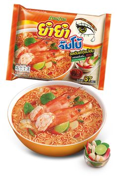 ยำยำ อร่อยเข้มข้น จากส่วนผสมจริง K Food, Food Art, Cute Food, Yummy Food, Food Sketch, Korean Dishes, Food Painting, Food Drawing, Food Illustrations