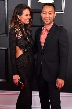 Which Celebrity Couple Had the Cutest Grammys Moment?